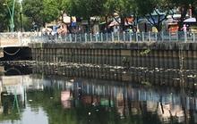 Kênh Nhiêu Lộc - Thị Nghè xuất hiện nhiều rác thải