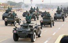 Nga cảnh báo về lệnh trừng phạt quân đội Myanmar