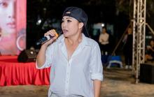 Ca sĩ Phương Thanh máu lửa, mang phim Kiều giao lưu sinh viên