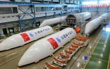 """Trung Quốc dùng """"Núi voi"""" để mở rộng tham vọng không gian"""