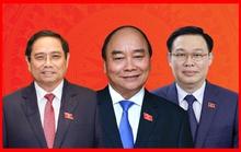 Bộ máy Nhà nước Việt Nam sau kiện toàn