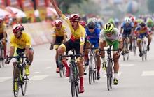 Ê kíp TP HCM thắng lớn ở vòng đua quanh TP Lạng Sơn