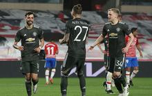 Hạ đẹp chủ nhà Granada, Man United cầm chắc vé bán kết Europa League