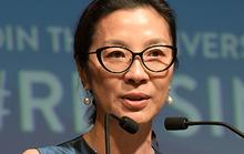 Diễn viên Dương Tử Quỳnh dự cuộc họp Liên Hiệp Quốc do Việt Nam chủ trì