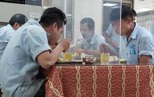 Để công nhân có bữa ăn ngon, an toàn