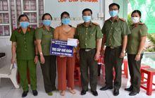 Công an Tiền Giang chăm lo đoàn viên Công đoàn khó khăn