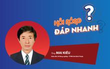 Cấp dưới tiệc tùng giữa đại dịch Covid-19, Giám đốc Sở NN-PTNT Bình Thuận lên tiếng