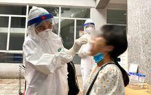 Chồng nữ cán bộ tư pháp cùng 3 người khác dương tính với SARS-CoV-2