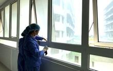 Nhân viên vệ sinh Bệnh viện Thanh Nhàn dương tính SARS-CoV-2