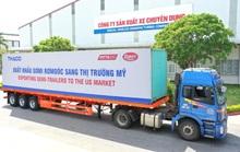 THACO đẩy mạnh xuất khẩu sơmi rơmoóc sang Mỹ