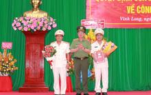 Đại tá Nguyễn Trọng Dũng được bổ nhiệm làm Giám đốc Công an Vĩnh Long