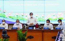 Thủ tướng Phạm Minh Chính làm việc với TP HCM