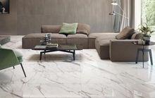 7 mẫu gạch lát nền phòng khách đẹp sang trọng