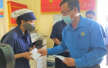 Hỗ trợ khẩn cấp đoàn viên, người lao động