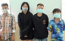 Nhóm trộm nhí đột nhập quán trà sữa lấy tiền thuê du thuyền đi du lịch