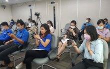 300 thí sinh thi tìm hiểu pháp luật về bầu cử