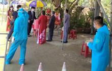 Quảng Nam: Tổ chức đám hỏi ngay chốt kiểm soát dịch Covid-19