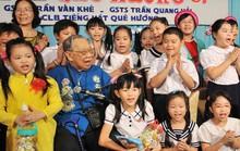Thực hiện di nguyện cố GS-TS Trần Văn Khê