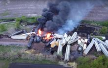 Mỹ: Liên tiếp 3 đoàn tàu hoả bị trật bánh