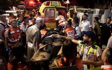 Israel: Sập khán đài giáo đường, gần 170 người thương vong