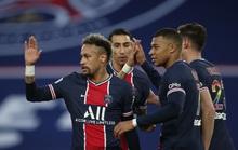 Song sát Neymar - Mbappe lập công, PSG áp sát ngôi đầu bảng Ligue 1