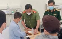 Giám đốc Công an Hà Nội thăm, tặng bằng khen tài xế taxi khống chế kẻ bị truy nã