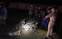 Nam thanh niên tử vong nghi lái xe lấn làn gây tai nạn