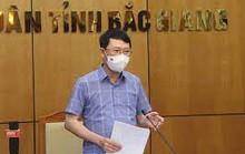 Chủ tịch Bắc Giang: Dịch Covid-19 có chiều hướng lây lan ra cộng đồng