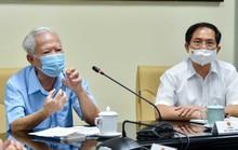 Ông Vũ Khoan chia sẻ những ký ức về nhà ngoại giao kiệt xuất Hồ Chí Minh