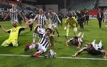 Juventus tạo động lực đua tốp 4 Serie A