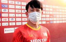 Minh Vương nói về chấn thương và lỗ hổng mà Hùng Dũng để lại nơi hàng tiền vệ đội tuyển