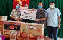 Masan Consumer tặng hàng ngàn sản phẩm thiết yếu đến các tuyến đầu chống dịch