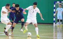 Tuyển Thái Lan thắng dễ ở lượt đi play-off FIFA Futsal World Cup 2021