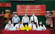 Bác sĩ Hồ Văn Hân được bổ nhiệm làm giám đốc Bệnh viện quận Gò Vấp