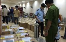 Bắt giữ số ma túy qua đường hàng không lớn nhất từ trước đến nay