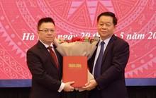 Phó Tổng giám đốc Thông tấn xã Việt Nam Lê Quốc Minh làm Tổng Biên tập Báo Nhân Dân