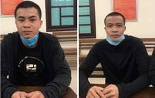 Bị lực lượng 911 bắt, 2 thanh niên cho vay nặng lãi xin hối lộ 150 triệu đồng