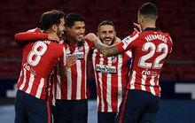 Thành Madrid đua vô địch La Liga