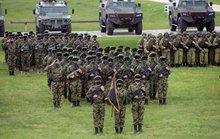 Mỹ, Nga làm nóng Balkan với các cuộc tập trận cùng lúc