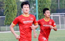 Hoàng Đức trở lại, hàng tiền vệ tuyển Việt Nam cạnh tranh khốc liệt đường đến UAE