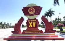 Đường phố rực cờ hoa, hơn 1,1 triệu cử tri Quảng Nam sẵn sàng đi bầu cử