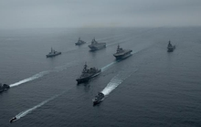 """Trung Quốc """"nói một đằng, làm một nẻo"""" về cuộc tập trận chung của Mỹ"""