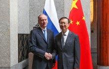 Nga - Trung Quốc hội đàm, Mỹ - Nhật - Hàn họp bộ trưởng