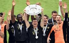 Lewandowski phá kỷ lục trong ngày Bayern Munich đăng quang vô địch Bundesliga