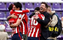 Đua vô địch nghẹt thở, Atletico Madrid đăng quang La Liga sau 7 năm