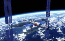 Mỹ lo cánh tay robot nâng được 20 tấn của Trung Quốc ngoài vũ trụ