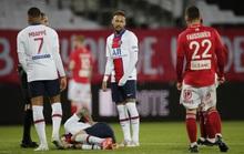 Neymar đá hỏng phạt đền, PSG bị truất ngôi vương Ligue 1
