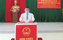 Cử tri Thanh Hóa, Ninh Bình, Hà Nam đi bầu cử đạt trên 99%