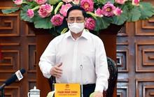 Thủ tướng: Quyết tâm đẩy lùi đợt dịch này, thực hiện thần tốc chiến lược vắc-xin