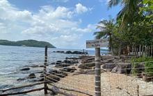 Doanh nghiệp du lịch ngoạm bãi biển